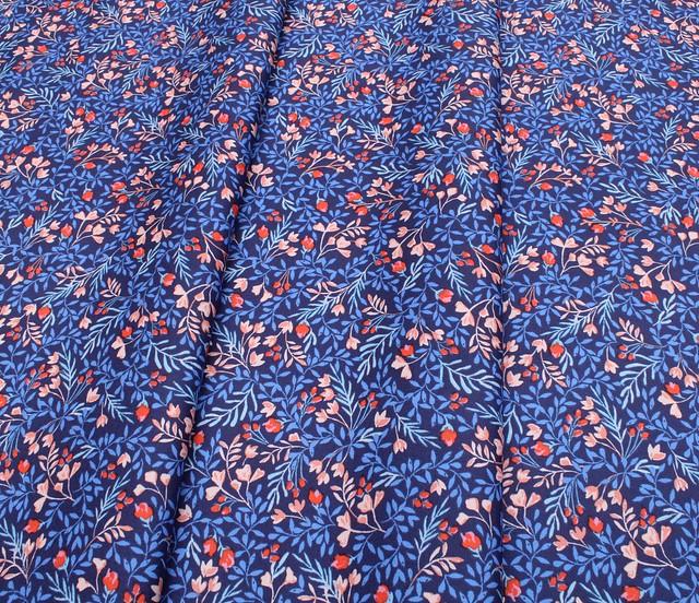 Art Gallery Fabrics Sonata Floral No.9 Bold