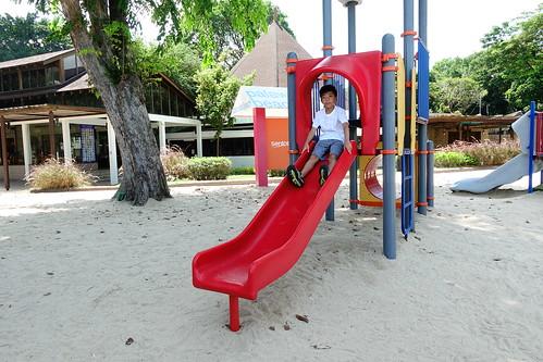 聖淘沙Palawan Beach