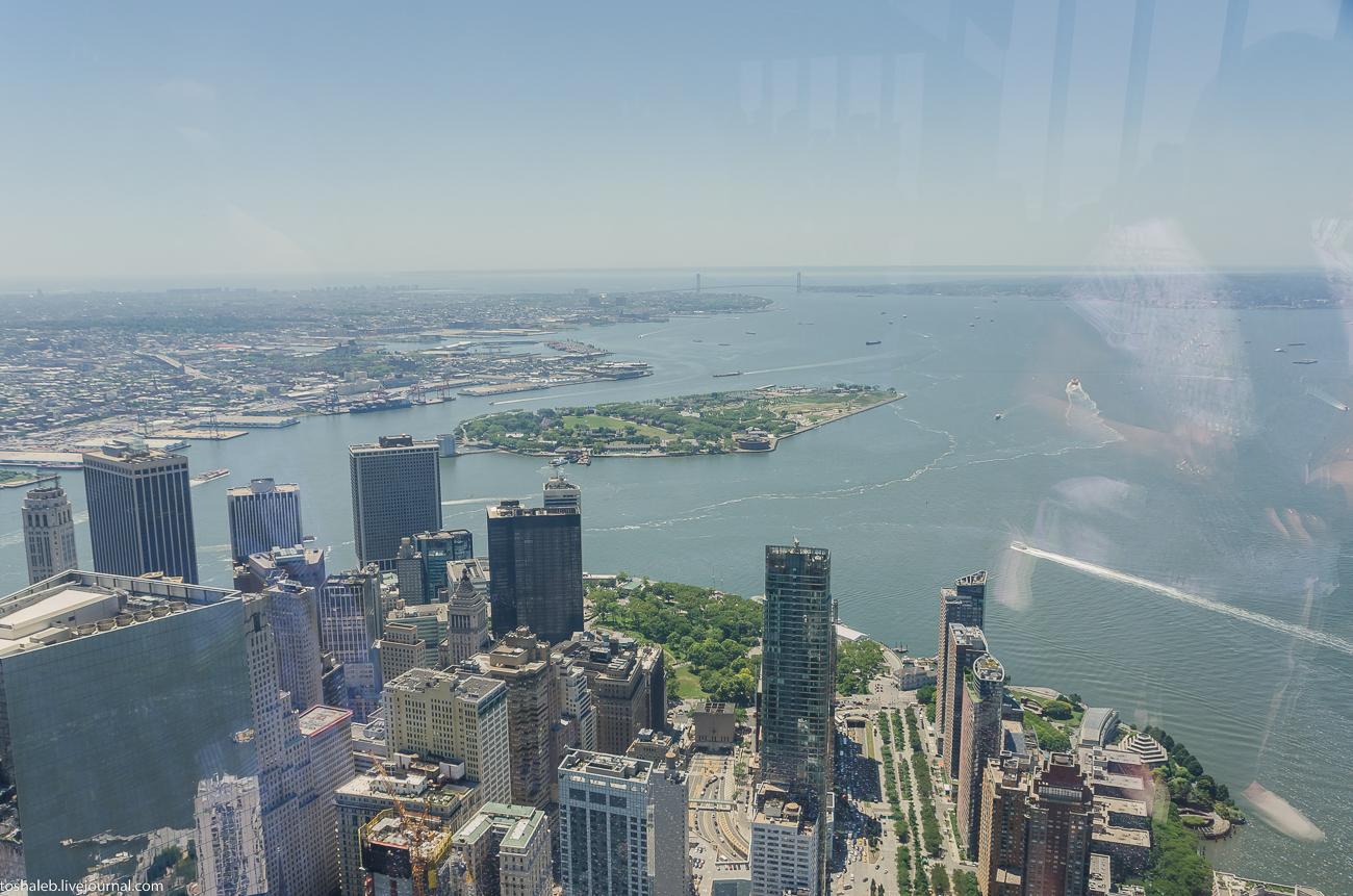 Нью-Йорк_обсерватория One World-47