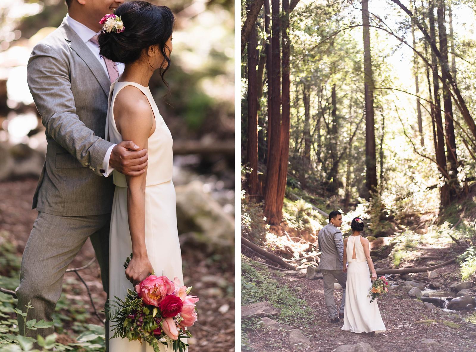 california-redwoods-wedding-photographer on juliettelaura.com