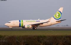 Transavia Boeing 737-7K2(wl) PH-XRB / AMS
