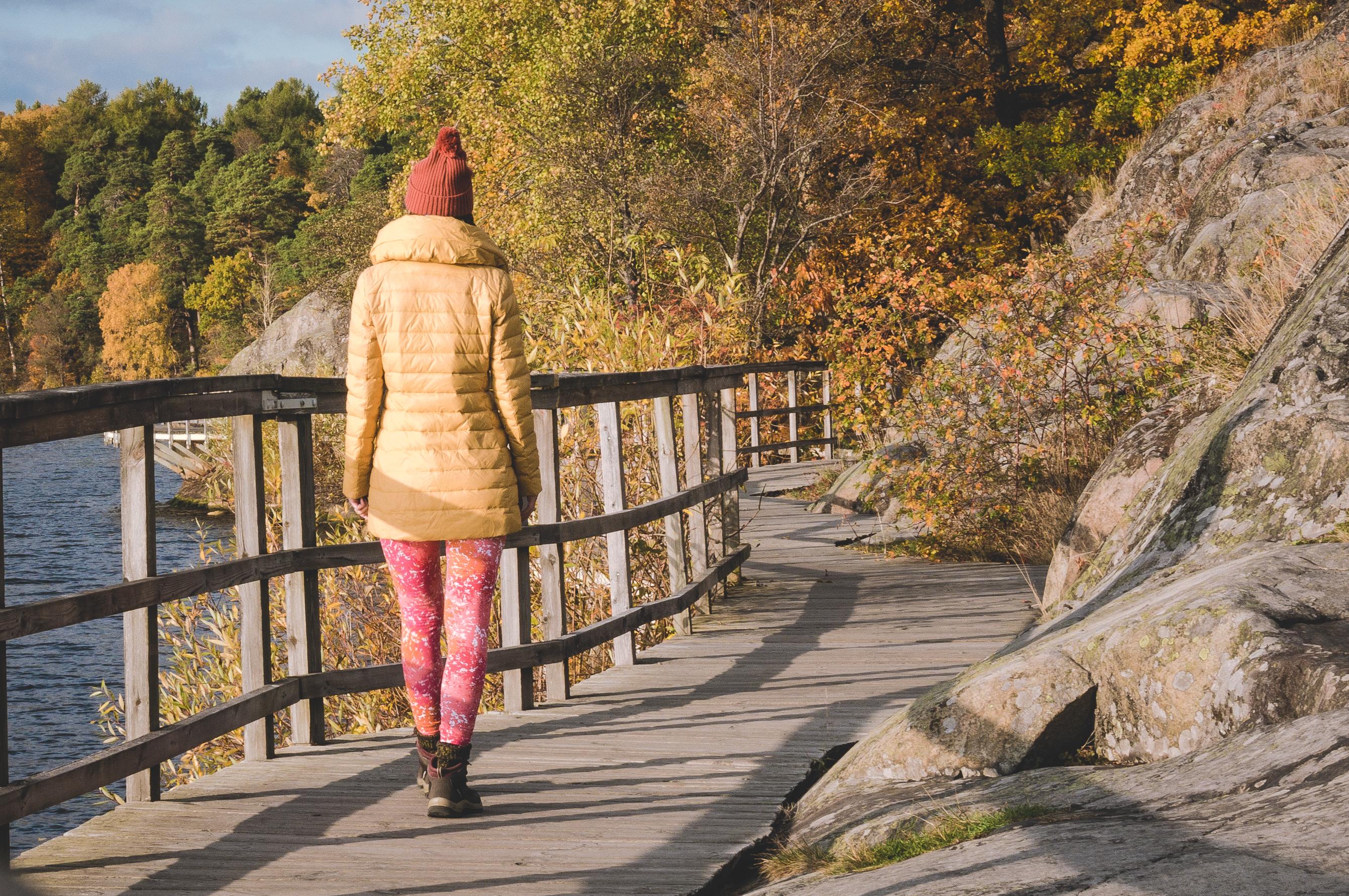 Stockholms autumn
