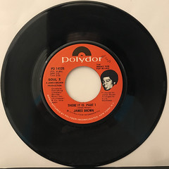 JAMES BROWN:THERE IT IS(RECORD SIDE-A)
