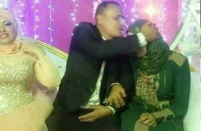 3825 Egyptian Wife makes all the arrangements of Husband's second marriage 01