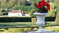 Jardins du Château de Sassy (2) - Photo of Avoine