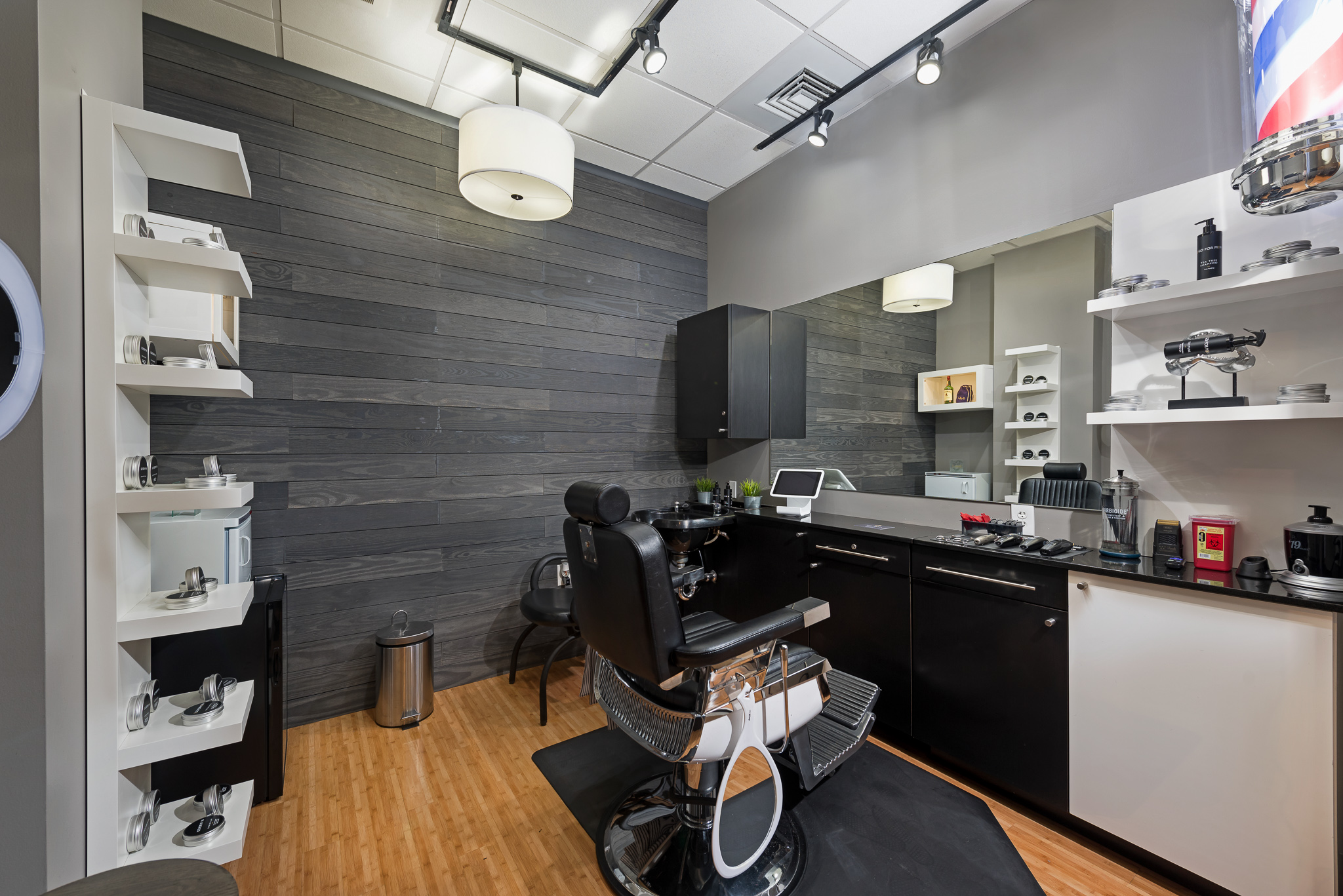 iStudio Salons MetroWest Interior Studio