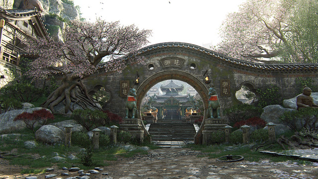 For Honor: Temple Garden (Original)