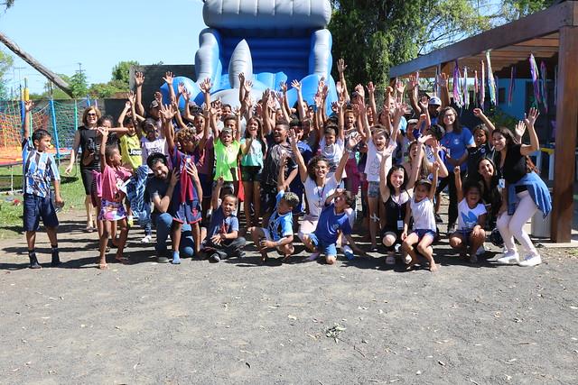 Festa do Dia das Crianças do IGT