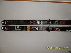 prašanovky lyže Volkl Gotama 183 cm - titulní fotka