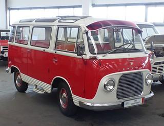 Ford Taunus Transit 67 BTO Bus 1967 bicolor vr