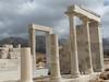 Naxos, chrám bohyně Démétér, foto: Petr Nejedlý