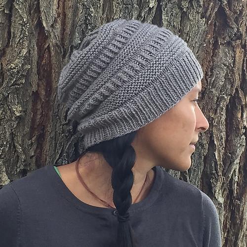 Koko Bean Hat by Judithmarieknits
