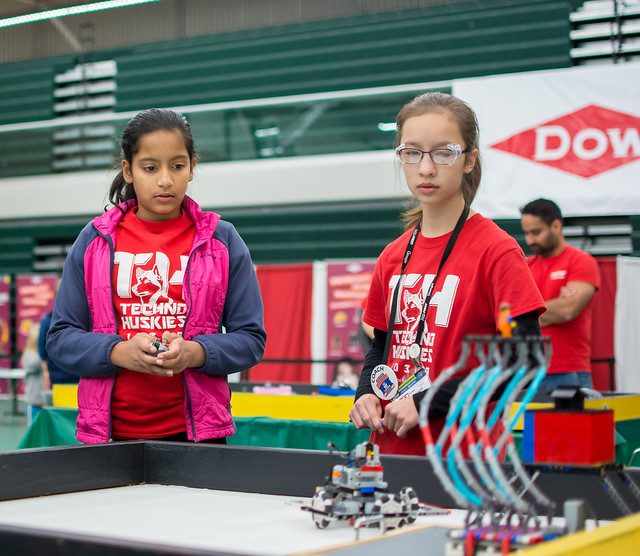 STEM Festival inspires curiosity in children and adults
