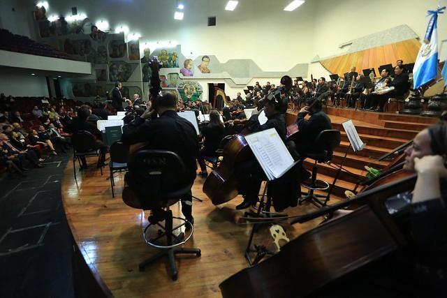 Orquesta Sinfónica Nacional celebra 100 años de relaciones entre Guatemala y Argentina