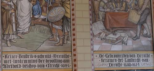 Hoogeveenchess in het Drents Museum