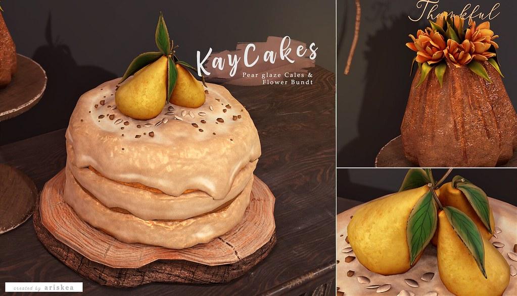 Uber – Ariskea- Kay Cakes