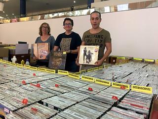 Feria del Coleccionismo 'Vinyl Market'