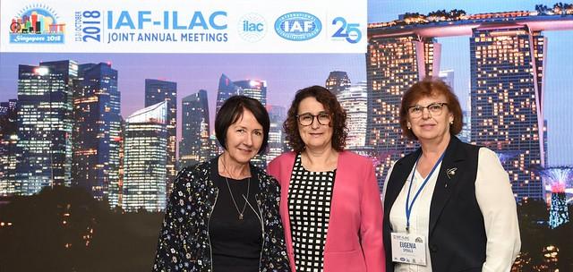 IAF- ILAC Singapore 2018