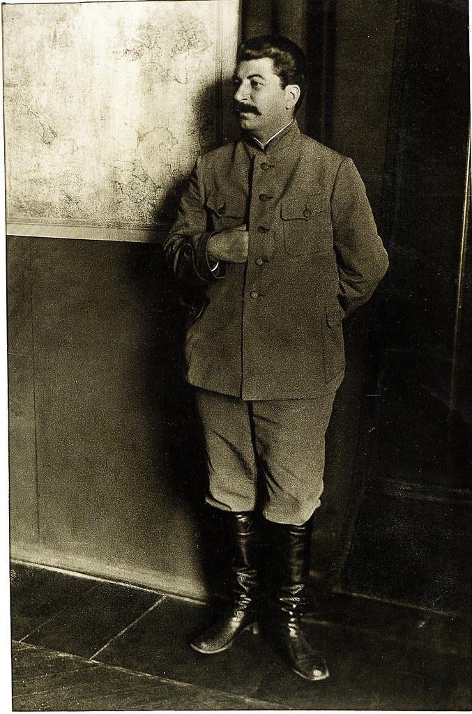 И.В.Сталин. 1930-е