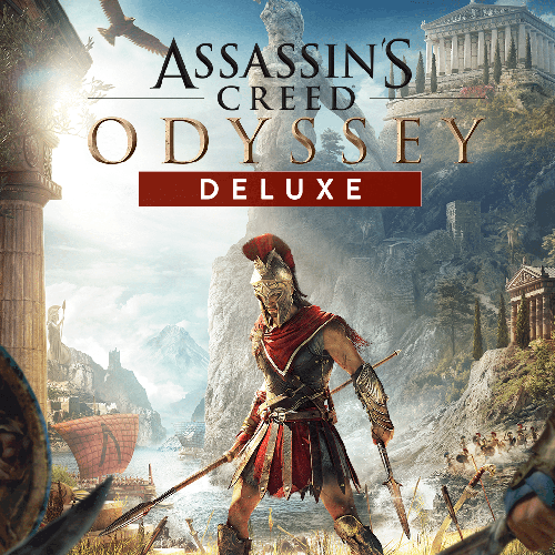 Assassin's Creed Odyssey – DELUXE EDITION