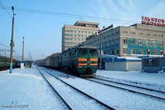 Тепловоз 2ТЭ10М-2217А