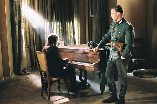 Il pianista Roman Polanski