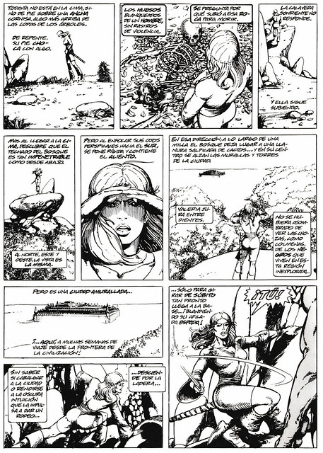 Conan de Roy Thomas y Barry Windsor Smith 08 -02- Clavos Rojos 02