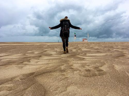 La playa de Ostende