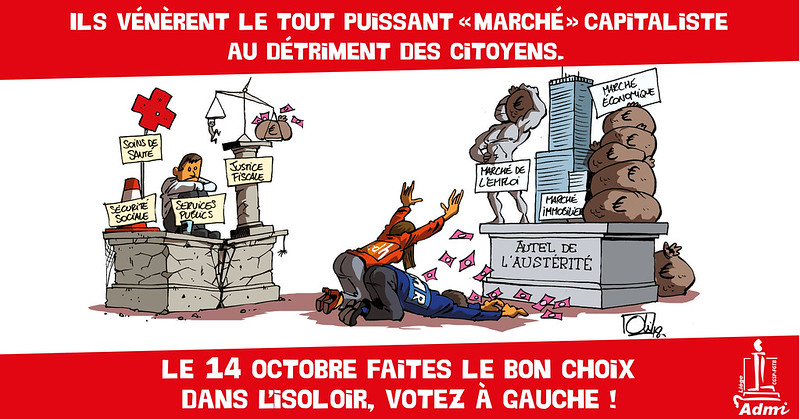 02 octobre 2018 - Manifestation Pension (Liège)