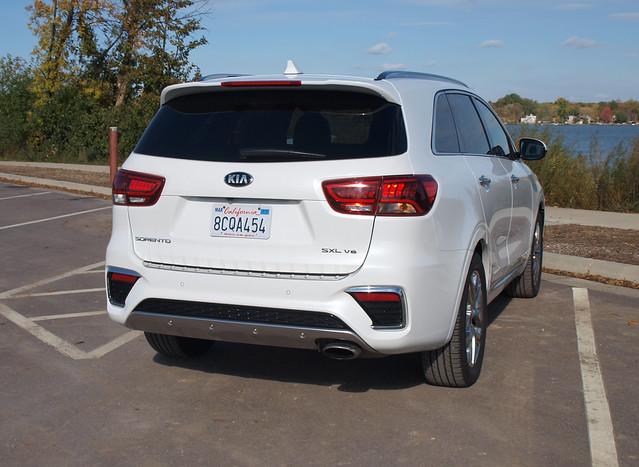 2019 Kia Sorento SX Limited AWD