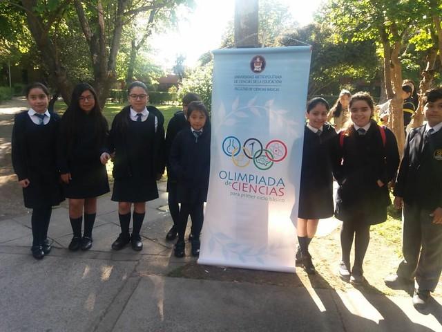 Olimpiadas UMCE