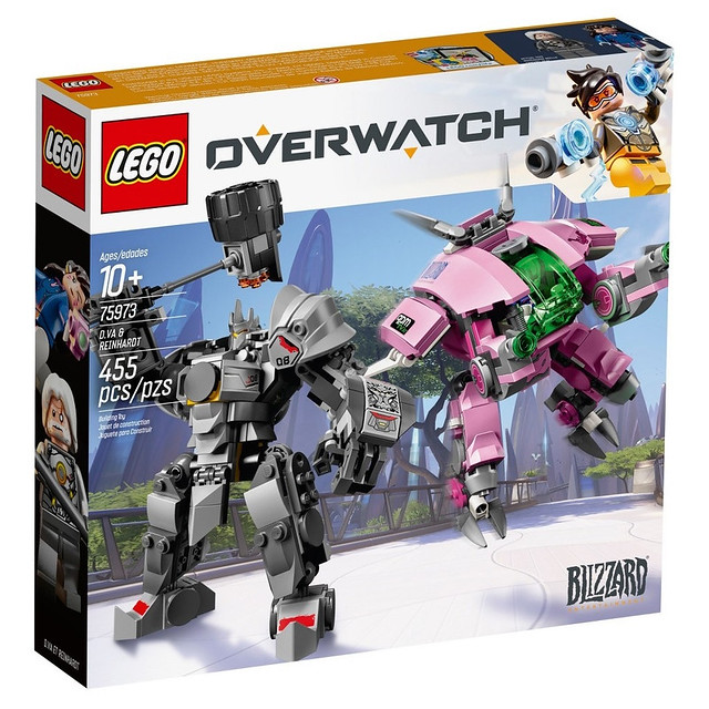 LEGO 75970~75975 Overwatch Sets Leaked from Target!
