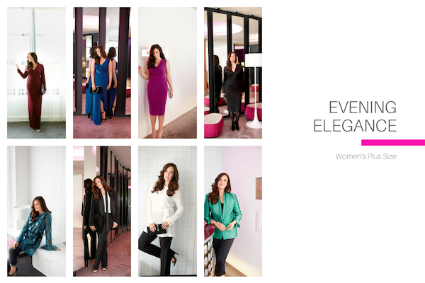 Evening Elegance Plus Collection