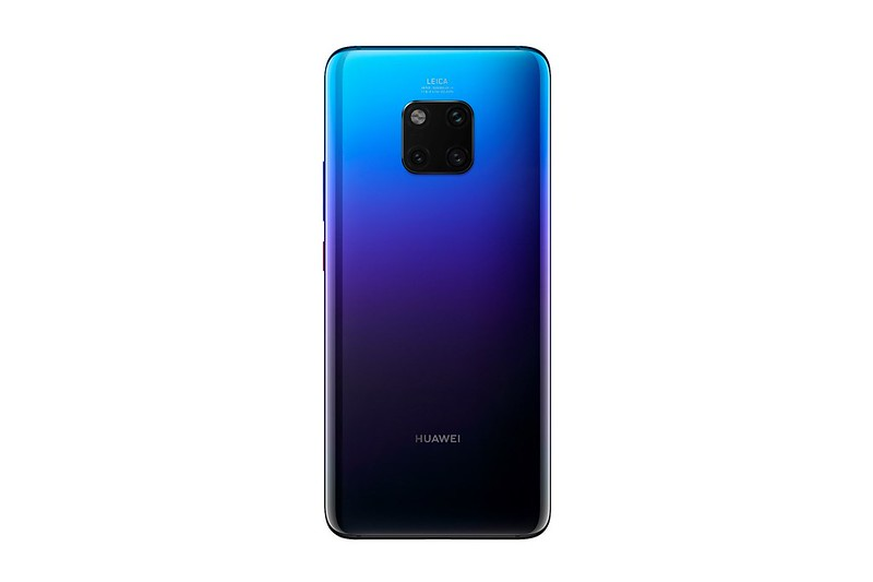Huawei Mate 20 Pro - Twilight - Back