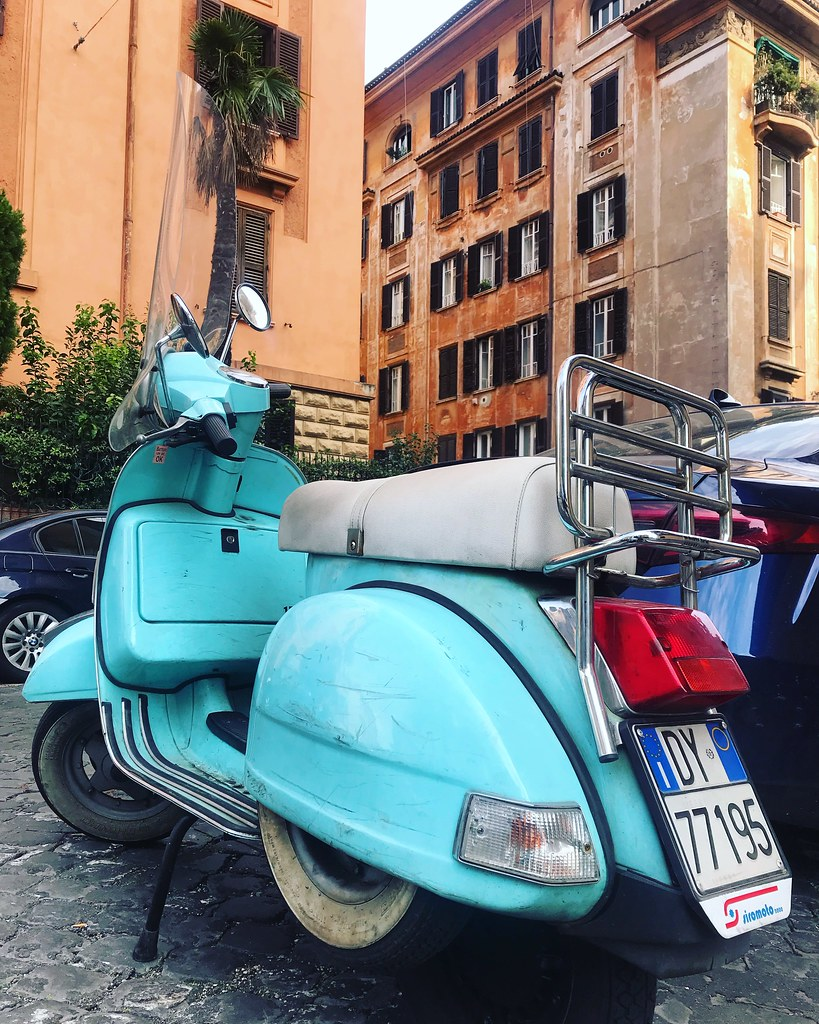 Scooter-Roma