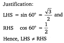 NCERT Solutions for Class 10 Maths Chapter 8 Introduction to Trigonometry 27
