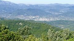 Hérépian Village in Orb valley ...
