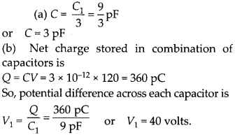 NCERT Solutions for Class 12 Physics Chapter 2 Electrostatic Potential and Capacitance 7