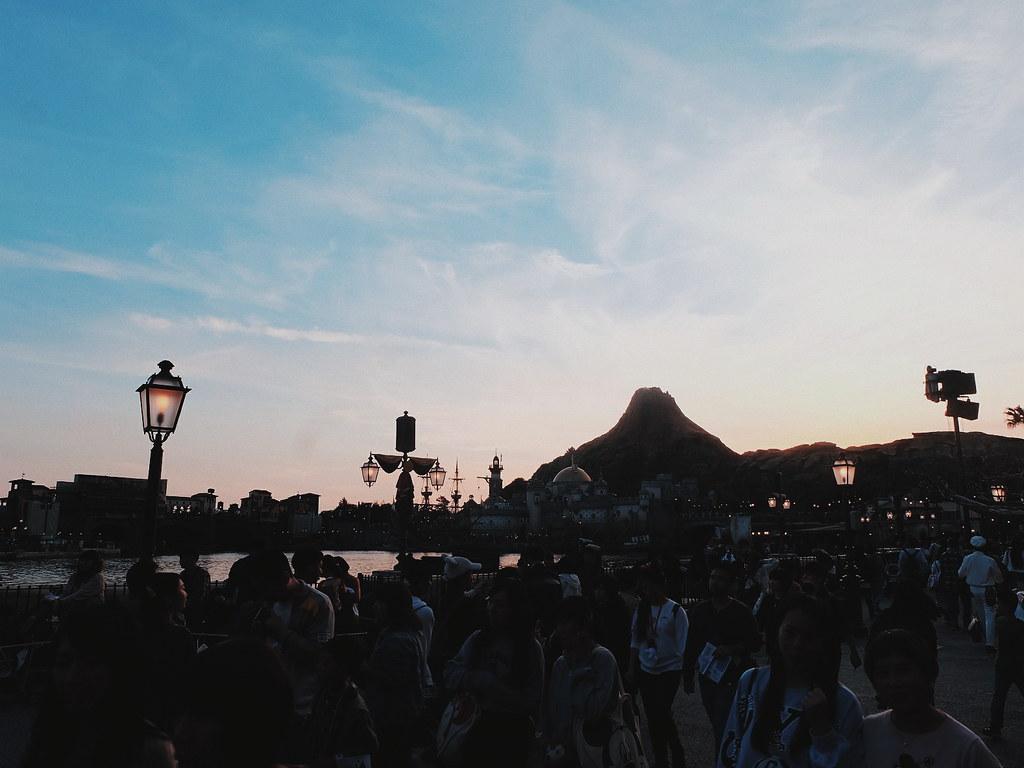 Tokyo DisneySea Tips FastPass Ticket