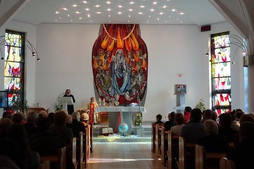 9 Sestra Lucia všetkých srdečne privítala