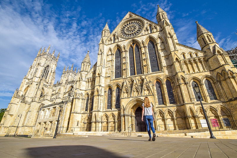 York Minster - Free with the York Pass