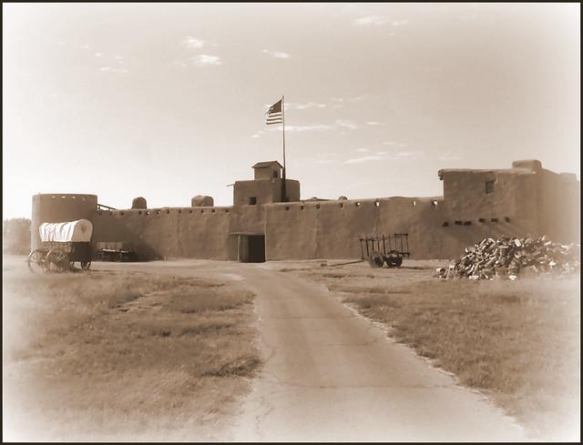 Old Bents Fort, Panasonic DMC-ZS60