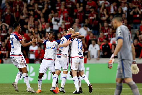 Atlético-PR x Bahia - Copa Sul-americana 2018 por Felipe Oliveira