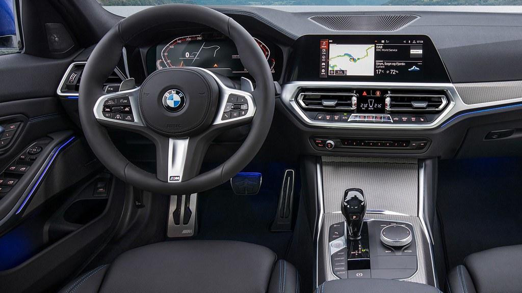 Премиера на серијата 3 на BMW (G20) 27