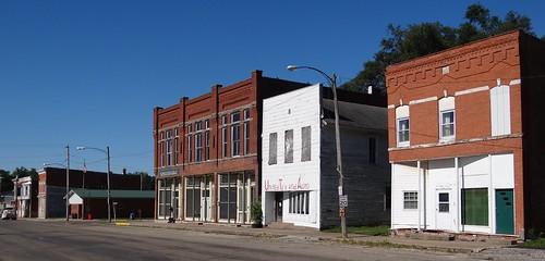 Downtown Alexis, IL