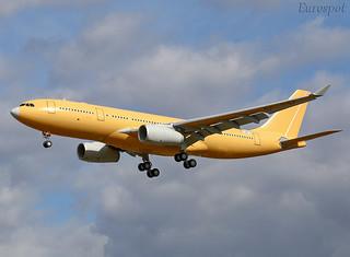 F-WWYV Airbus A330 MRTT