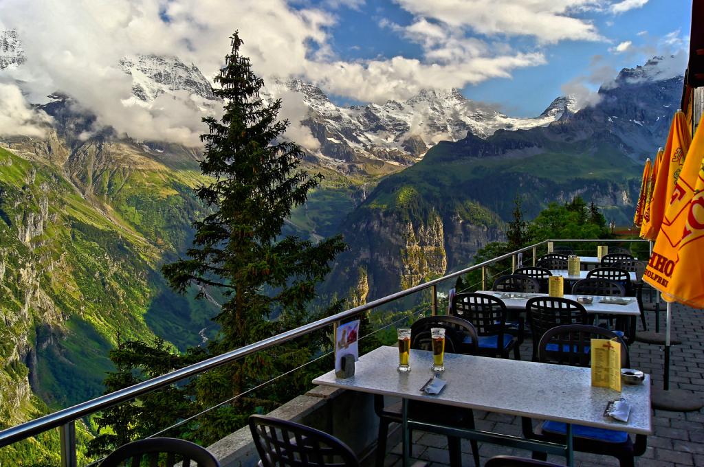 В Швейцарии открылась тысячная пивоварня