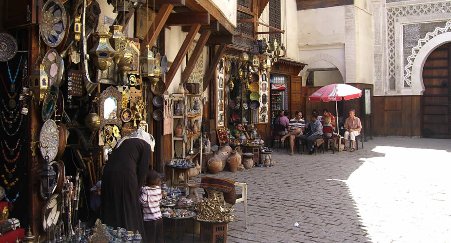 Rondreis langs de Koningssteden in Marokko, bezienswaardigheden in Fez | Mooistestedentrips.nl