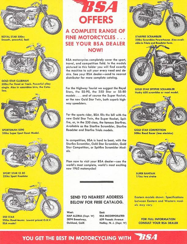 1963 BSA 2