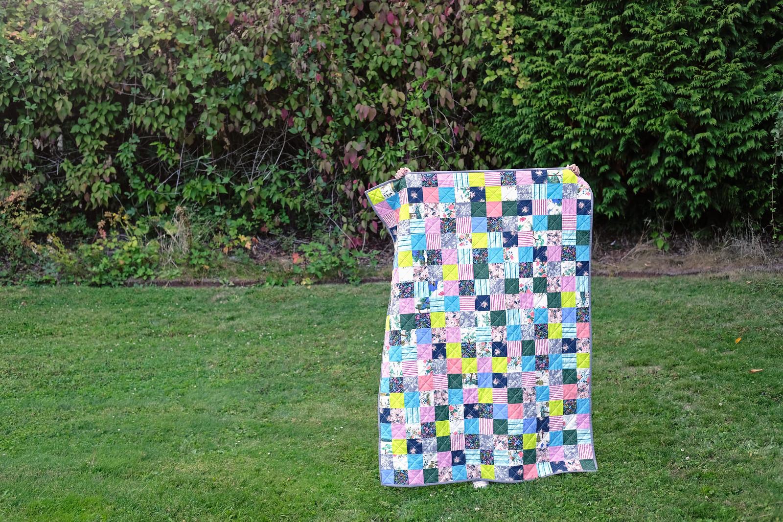 English Garden Quilt